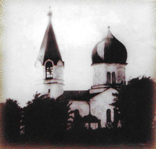 The Dormition Church 1903